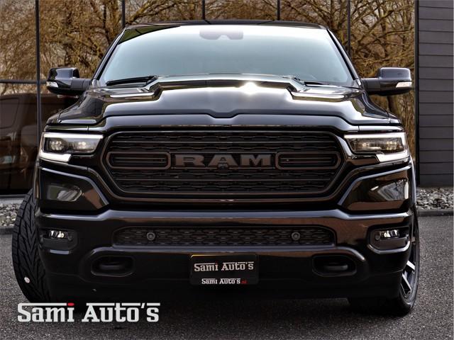 Dodge Ram 1500 LIMITED | BLACK PACK | PRIJS MET LPG EN OPTIES EN BAKFLIP ! FULL OPTION | 5.7 V8 | 4X4 | TRIFOLD | LPG G3 | ALC Package | T