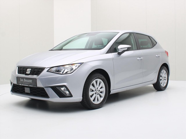 Seat Ibiza 1.0 MPI 80PK Style Bns [ NAVIGATIE+CLIMAAT+CRUISE+PDC ]