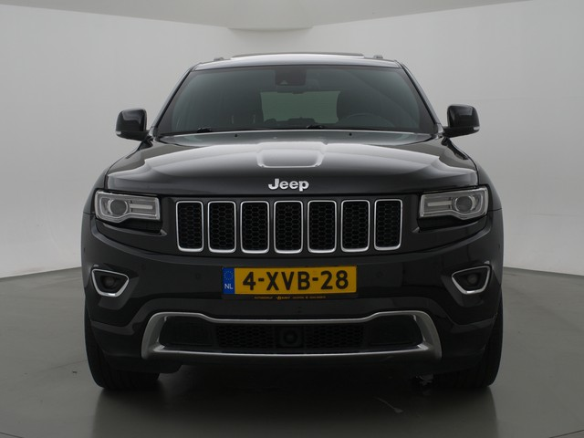 Jeep Grand Cherokee 3.0 CRD AUT8 5-PERS. OVERLAND + ADAPTIVE CRUISE   PANORAMA