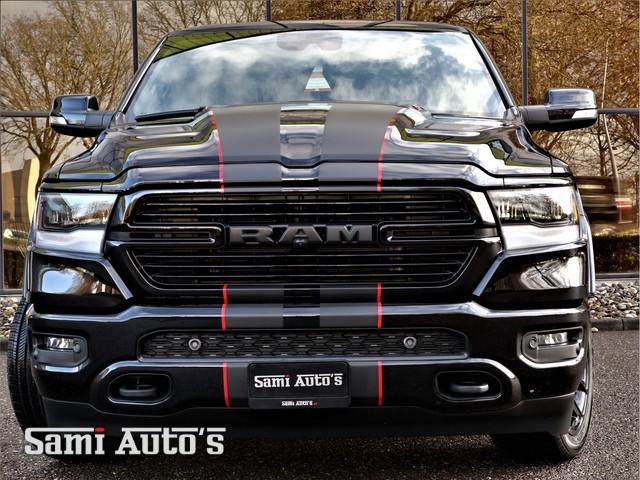 Dodge Ram 1500 NIGHT EDITION SPORT | PRIJS MET LPG DEKSEL EN OPTIES | BOM & BOM VOL OPTIES | 4X4 | 3500 KG | DUBBELE CABINE   CREW CAB | 5