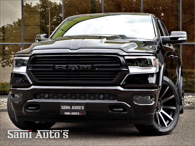 Dodge Ram 1500 PRIJS MET LPG & DEKSEL & OPTIES | BESTE OPTIES | DUBBELE CABINE | CREWCAB | PANO DAK | 360CAMERA | 12 INCH NAVI | ADAPT CRU