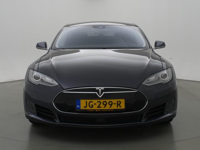 Tesla Model S 85 BASE *EXCL. BTW* + 19 INCH   LEDER   CAMERA   DAB