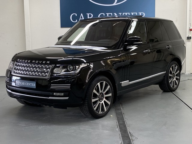 Land Rover Range Rover 5.0 V8 Supercharged Autobiography Full Options