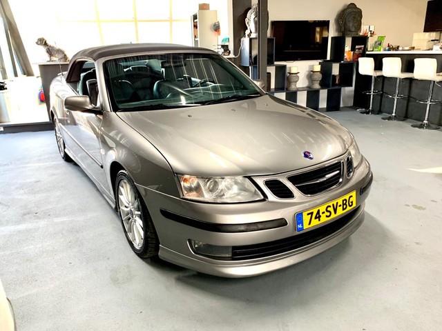 Saab 9-3 Cabriolet 2.8 Turbo V6 Aero