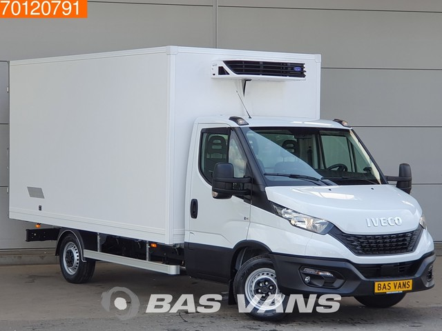 Iveco Daily 35S18 3.0 180PK Koelwagen -20 Vries Dag   Nacht 230V Carrier 17m3 Airco Cruise control