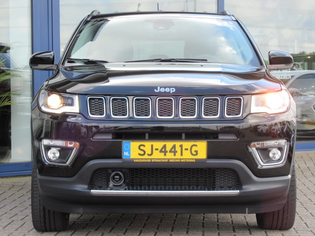 Jeep Compass 1.4 MultiAir 4x4 170 PK, Automaat   Climate control   Beats audiosysteem   Cruise control   19'' Velgen
