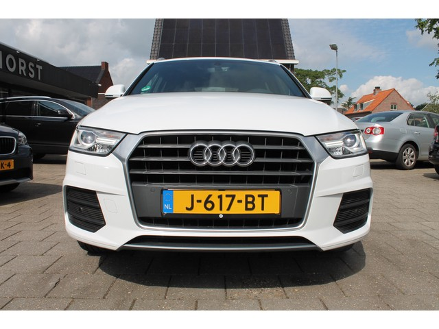 Audi Q3 1.4 TFSI S-TRONIC, SPORT, 2X S LINE, KEY LESS, 72000 KM!