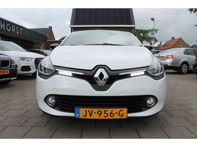 Renault Clio 0.9 TCe Eco2 LIMITED, 110 PK, AIRCO, CRUISE, NAVIGATIE