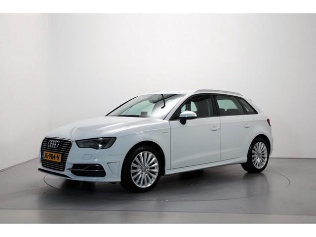 Audi A3 Sportback 1.4 E-Tron Attraction Pro Line Plus LED DAB+ Parkeersensoren Navigatie Climate Control
