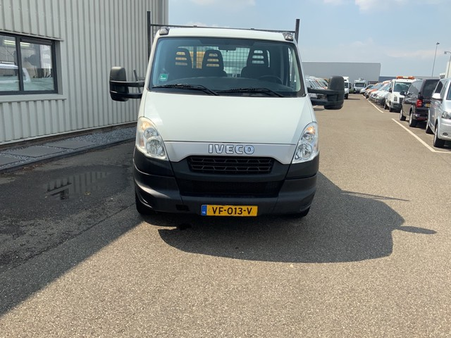Iveco Daily 35 S 17 375 Pick Up Airco ,Cruise ,Trekhaak 3500 kg