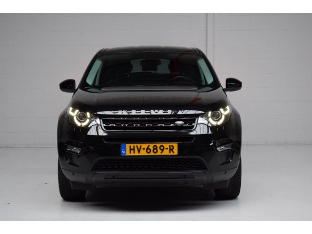 Land Rover Discovery Sport 2.0 TD4 HSE Luxury 7p. AUT SPORT BLACK EDTION 7-Persoons ORG.NED NAP
