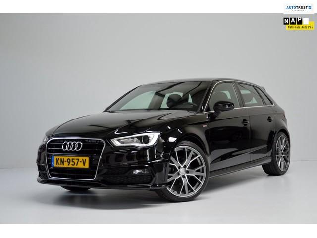 Audi A3 Sportback 1.4 TFSI 150PK S-Line Automaat Org-NL Sport Xenon Bang&Olufsen NAP Navogatie PDC