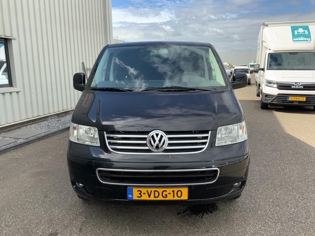 Volkswagen Transporter 2.5 TDI 340 Trendline Dub Cab ,Airco ,Cruise,Trekhaak 2500 kg