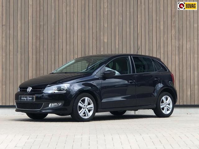 Volkswagen Polo 1.2-12V BlueMotion Comfortline