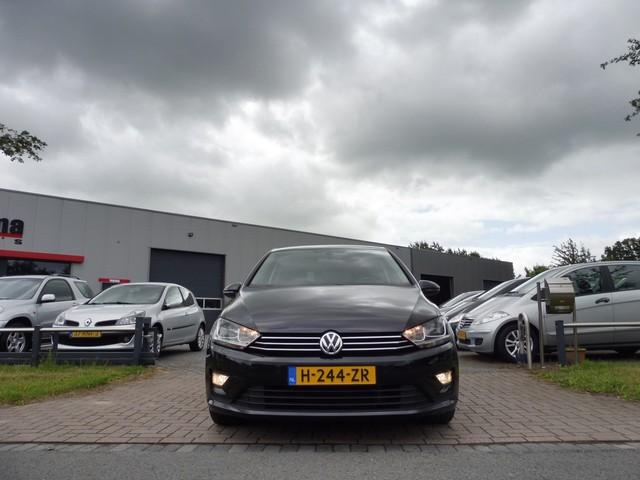 Volkswagen Golf Sportsvan 1.4 TSI Lounge 150PK AUTOMAAT LED ACC NAVI CAMERA PDC