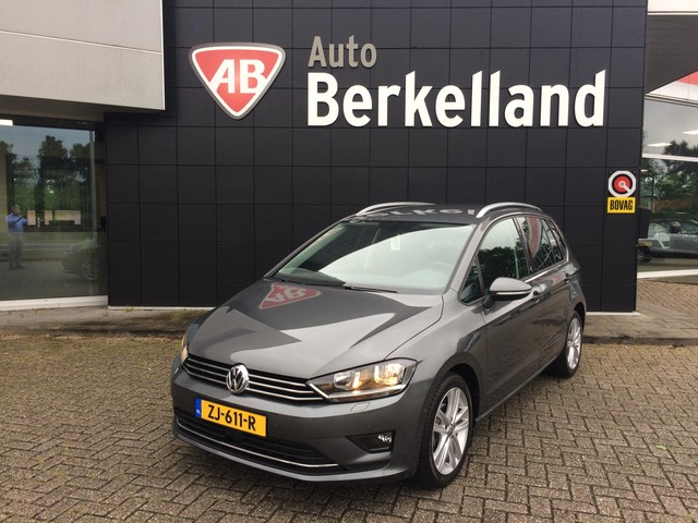 Volkswagen Golf Sportsvan 1.2 TSI Join*110pk Connected*Navi*Climate*Adapt.Cruise.Chairheating*9DKM** ***financial lease v.a. 319,-PM ***