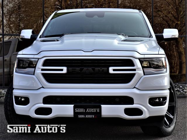 Dodge Ram 1500 SPORT | BLACK EDITION | PRIJS MET LPG EN DEKSEL | 30 CM SCHERM 12 INCH | 360 CAMERA | AUTOM INPARKEREN | LANE ASSIST | ADAP