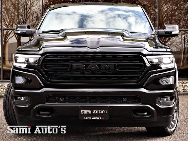 Dodge Ram 1500 LIMITED BLACK SPORT | MET LPG EN BAKFLIP | VOL VOL VOL MOOIER DAN DIT WORD HET NIET! | 5,7 V8 HEMI | CREW CAB | DUBBELE CAB