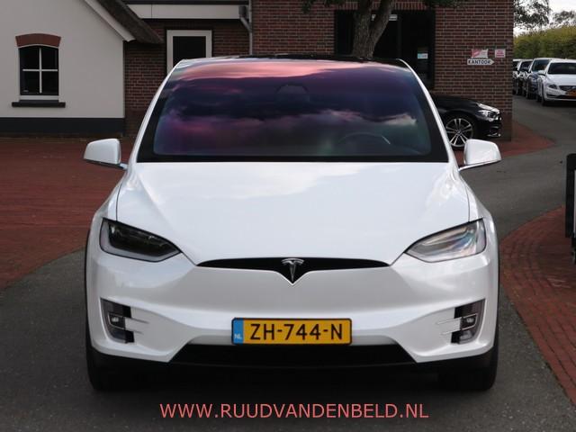 Tesla Model X 75D AUTOPILOT 2 TREKHAAK PREMIUM-PAKKET