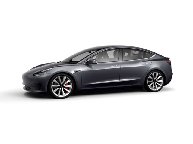 Tesla Model 3 Performance AWD € 51.950 excl. BTW