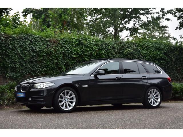 BMW 5 Serie Touring 2.0d Executive AUTOMAAT   COMF. STOELEN   PANO-DAK   HEAD-UP