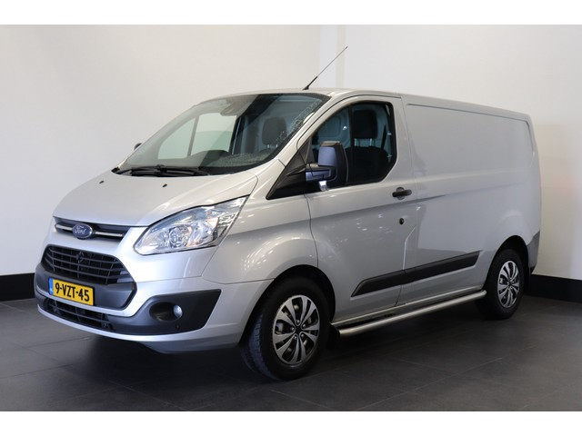 Ford Transit Custom 270 2.2 TDCI Trend - Airco - Cruise - PDC - € 6.650,- Ex.