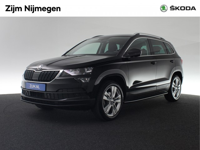 Skoda Karoq 1.0 TSI 116pk Clever Edition DSG | Afneembare trekhaak | Navigatie | App-connect | DAB+ | Side-bars | PDC V+A+Camera | Climate c