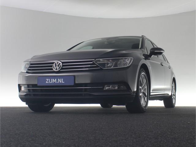 Volkswagen Passat Variant 1.6 TDI EU6 Comfortline 120pk (BTW Verrekenbaar !) Climatronic   Navigatie Pro   Achteruitrijcamera   Spiegelpakket   Tr