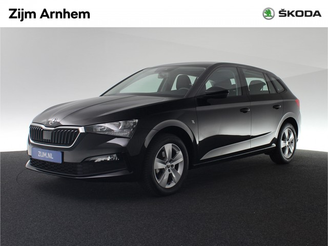 Skoda SCALA 1.0 TSI 116pk Ambition | Active info display | Navigatie | App-connect |  | 16 inch LMV | Airco | Lane assist | DAB+ | MF stuurw