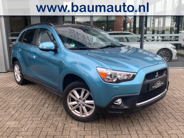 Mitsubishi ASX 1.6 CLEARTEC INSTYLE PANORAMADAK AIRCO LMV