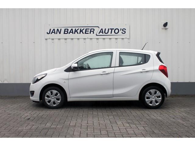 Opel KARL 1.0 ecoFLEX Edition | Cruise | Airco | Bluetooth | Rijklaar