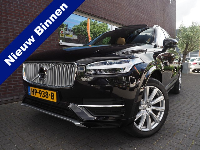 Volvo XC90 2.0 T8 Twin Engine AWD Inscription Luchtvering Bowers&Wilkins Excl BTW