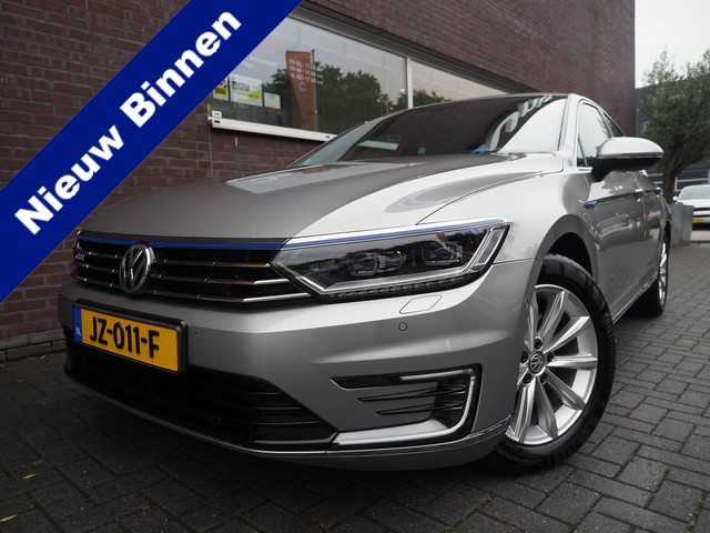 Volkswagen Passat 1.4 TSI GTE Highline LED Active Info Display Navi HUD Excl BTW