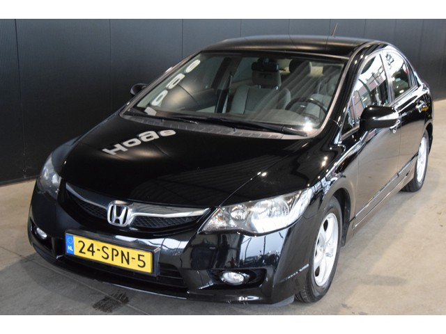 Honda Civic 1.3 Hybrid Elegance Automaat Airco Rijklaarprijs Inruil Mogelijk!