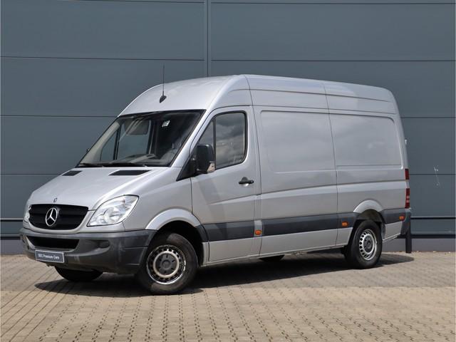 Mercedes-Benz Sprinter 313 2.2 CDI 366 l2 h2 airco achter deuren trekhaak opstap cruise control 3 sits cd speler