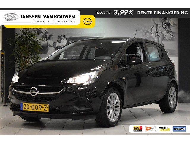 Opel Corsa 1.0T 90PK 120 Jaar Edition Navi   Airco   16 Inch