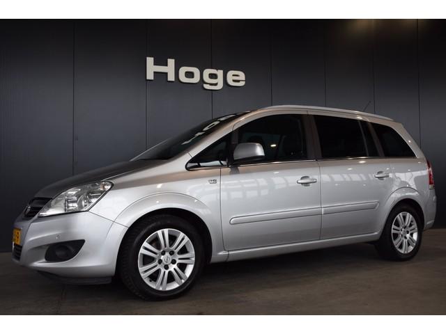 Opel Zafira 1.6 Cosmo Navigatie ECC Cruise control 7 persoons Rijklaarprijs Inruil Mogelijk!