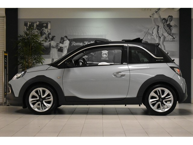 Opel ADAM 1.0T 90PK ADAM ROCKS   Carplay   Clima   17 Inch
