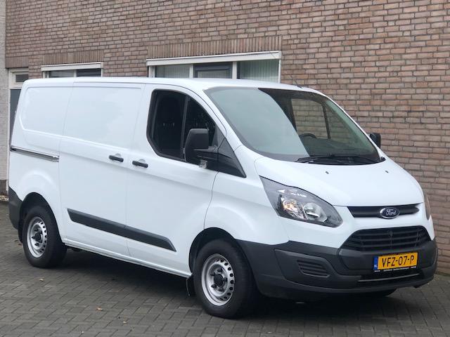 Ford Transit Custom 2.0TDCI 105PK L1H1 56.000KM Airco   EURO6
