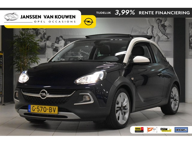 Opel ADAM 1.0T 90PK ADAM ROCKS BlitZ   Carplay   Clima