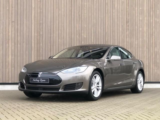 Tesla Model S 85 Base 2015 *NIEUWSTAAT*