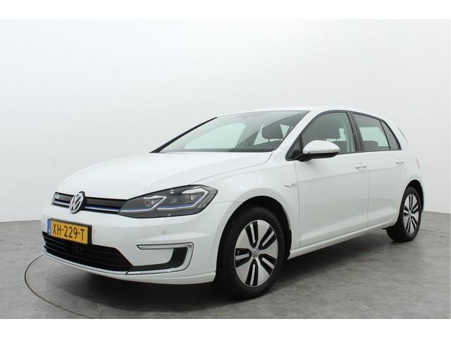 Volkswagen e-Golf 136PK EXCL. BTW WARMTEPOMP   Navi   Adap. cruise   LED