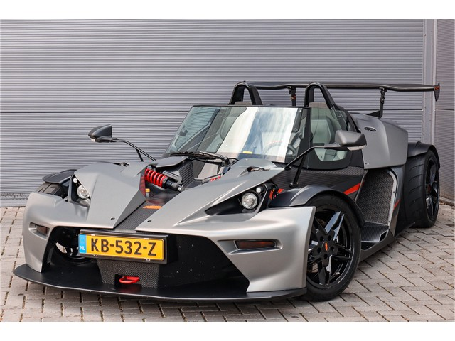 KTM X-BOW GT Wimmer Tuning Sportuitlaat Spoiler