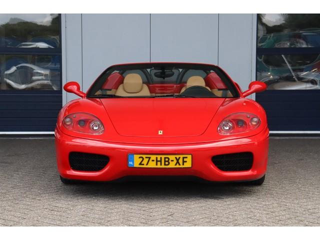 Ferrari 360 3.6 V8 Spider F1 | Origineel NL | Leder | Forza Service onderhouden