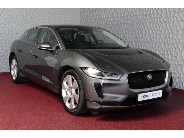 Jaguar I-PACE EV400 SE 4%! PRIJS INCL BTW PANORAMA LED NAVI LEDER CAMERA STOEL STUUR VERW