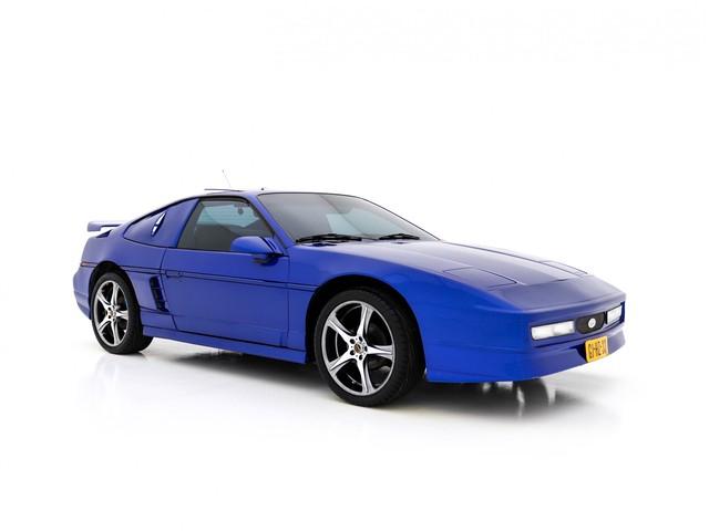 Pontiac Fiero 2.8 GT Van der Hoef-Pack *LEDER+PANO+AIRCO*