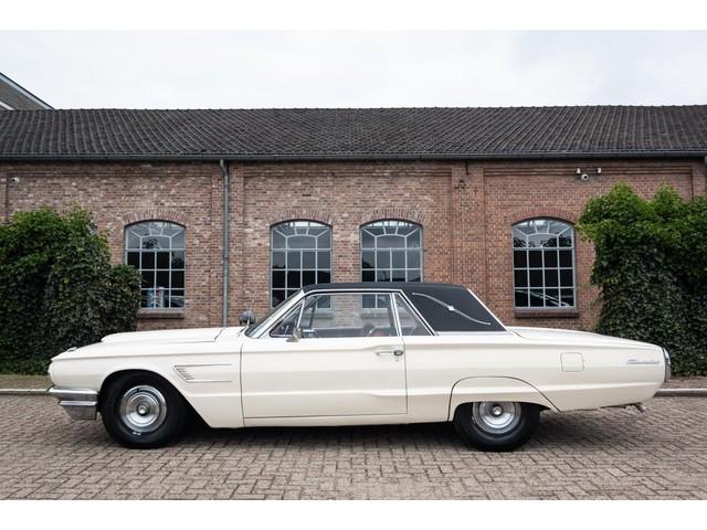 Ford USA Thunderbird V8 1965 Coupe Hardtop Airco *ZEER MOOI*