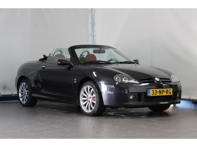 MG TF 1.8 I 135 PK 80th Anniversery Edition Cabrio | Hardtop | Softtop