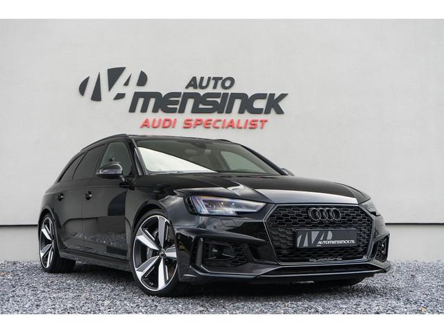 Audi RS4 Avant 2.9 TFSI Quattro   Valcona Leder  MMI Touch navigatie  Bang & Olufsen Sound System  Panoramadak