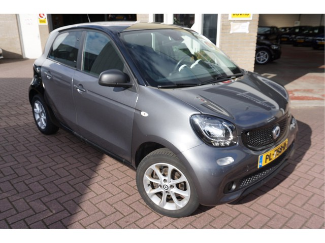 Smart Forfour 1.0I Pure